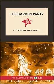 the garden party full text and ysis