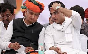 Crisis on Congress government in Rajasthan, tussle between Sachin ...