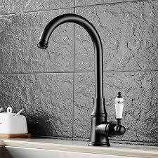 bathroom sink faucet deck mount