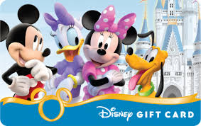 earn a free disney gift card when you