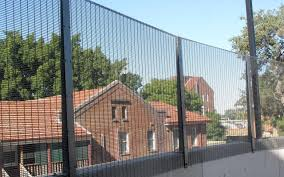 Anti Climb Mesh Security Fencing Keeping Everyone Safe