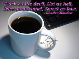 quotes about black coffee quotes
