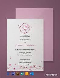 free o kitty party invitation