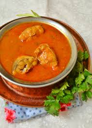Tamil Style Fish Curry Recipe
