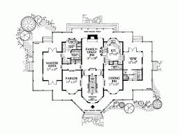 victorian mansion house plans