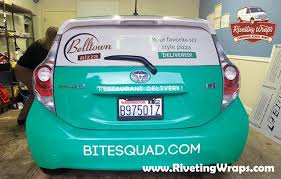 Why Rear Window Graphics Reinforce Advertisement Messages