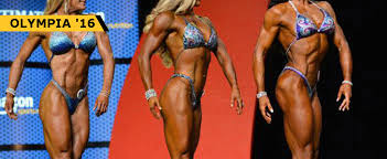 2016 olympia fitness results
