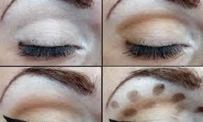 easy leopard eyeshadow makeup tutorial