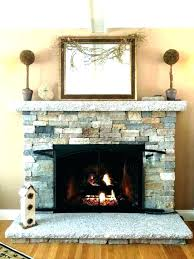 electric fireplace inserts ideas stone