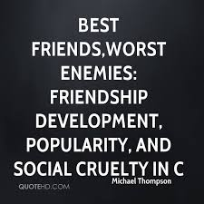 michael thompson friendship quotes quotehd