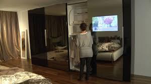 schlafzimmerschrank mit tv ikea