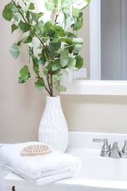 display and your bathroom towels