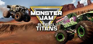 monster jam steel ans steam key for