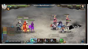 Naruto Online: SA/strong approaching[Yagura] Water Main Hard - YouTube