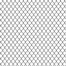 Seamless Detailed Chain Link Fence Pattern Texture Stock Vector C Raymondgibbs 118650940