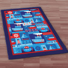 Tweet Dreams Little Birdies Kids Room 5 7 Area Rug Pickleberry Kids