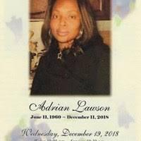 Adrian Lawson Obituary - Baltimore, Maryland | Legacy.com