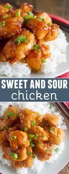 sweet and sour en recipe taste