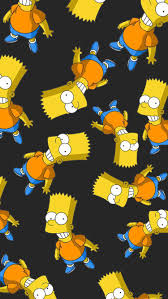 simpsons iphone wallpapers wallpaper cave