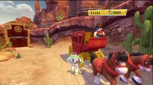 toy story 3 video game woody s