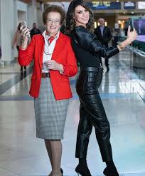 Influencer Eileen Smith, 79, reveals black clothes make her look like  'mafia grandmother' in new RTE makeover show