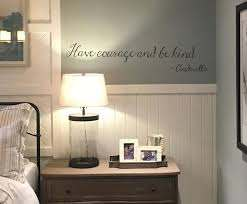 Cinderella Wall Decal Have Courage And Be Kind Disney Sticker Lk100 Vinyl 4 Decor