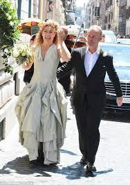 Alex Kingston got married to Jonathan... - Matt Smith and Alex ...