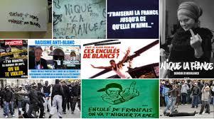 EXPLOSION DE HAINE ANTI-FLICS ET ANTI-BLANCS DANS MON PAYS LA ...
