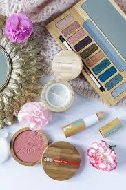 maquillage naturel de la marque zao make up