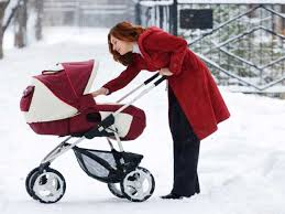 5 winter baby gear must haves