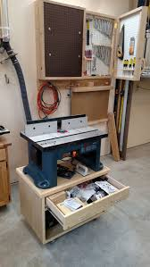 Bosch 1617evspk Router Combo Package Woodworking Shop Plans Workbench Plans Diy Router Table
