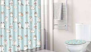 bamboo shower curtain tension rod