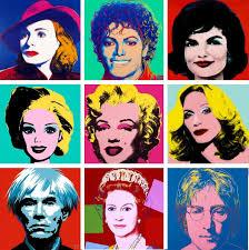 Opere Di Andy Warhol Marilyn Monroe   Quadri pop art, Andy warhol, Pop art