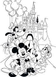 Kids N Fun 15 Kleurplaten Van Disney World