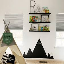Kids Room Chalkboard Wall Idea Kassa