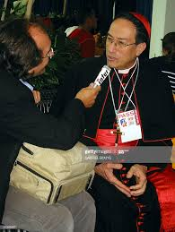 Cardinal Oscar Rodriguez Maradiaga from Honduras answers questions ...