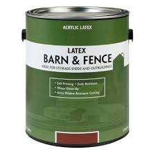 Valspar Barn Fence Flat Red Exterior Paint Actual Net Contents 128 Fl Oz Lowes Com In 2020 White Exterior Paint Exterior Paint Valspar