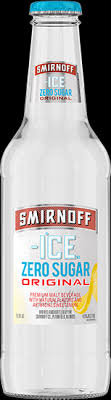 smirnoff ice zero sugar origlio beverage