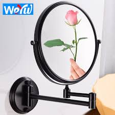 cosmetic makeup mirror wall mounted