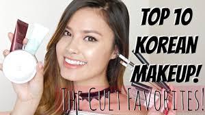 the 10 best korean makeup the cult
