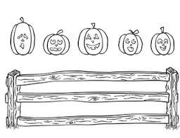 Bust Out Your Crayons 5 Little Pumpkins Pumpkin Coloring Pages Five Little Pumpkins Pumpkin Printable