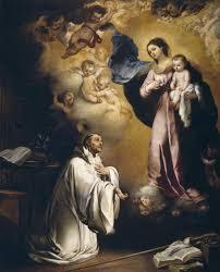 """San Bernardo, Abad de Claraval, 1091-1153. """"Último de los Padres ..."""