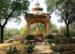 buddha jayanti park in delhi spread