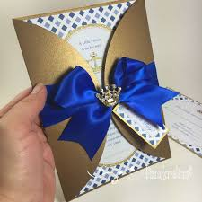 Royal Prince Baby Shower Invitations Dianarcreations Prince
