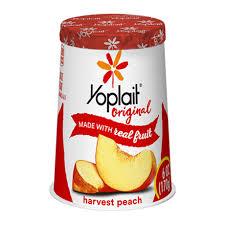 original single serve harvest peach