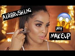 airbrush makeup how to for flawless