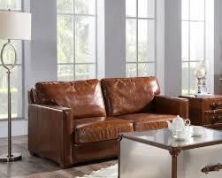 eton luxury vintage leather sofa