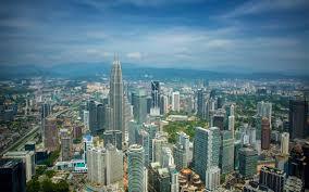 تحميل خلفيات كوالالمبور ماليزيا أبراج بتروناس المدن الضخمة