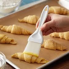 "2""W Nylon Bristle Pastry/Basting Brush"
