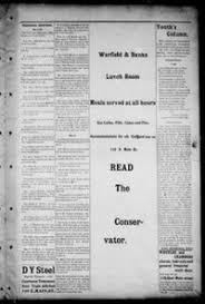 Sedalia weekly conservator. (Sedalia, Mo.) 1903-1909, May 08, 1903, Image 3  - Chronicling America - The Library of Congress